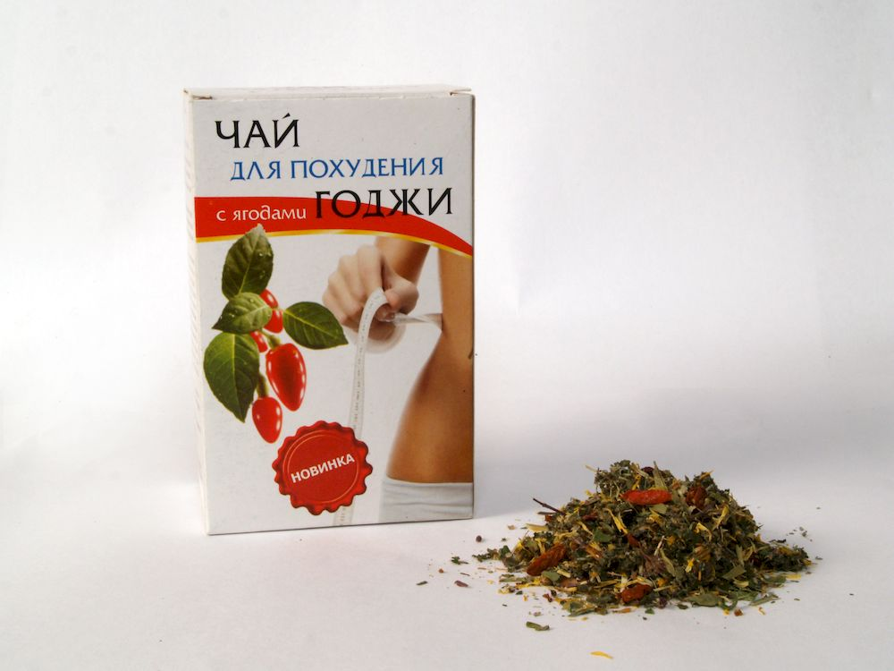 Какие лучшие чаи для похудения