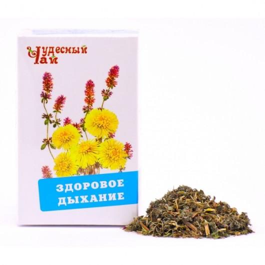 Чай бронхиальный